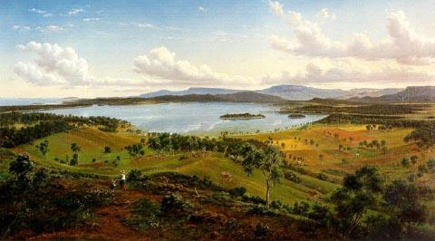 Noel Wallace Painting Australia